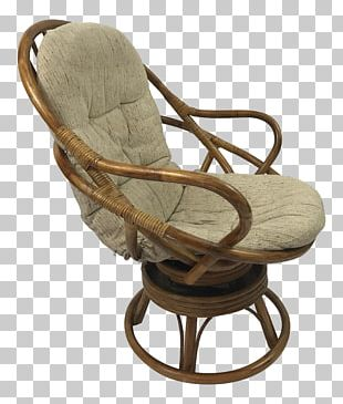 Swivel Chair Egg Chaise Longue PNG