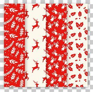 Reindeer Christmas Euclidean PNG