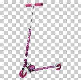 Kick Scooter Razor USA LLC Graffiti Bicycle PNG