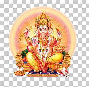 Sri Ganesh Circle PNG