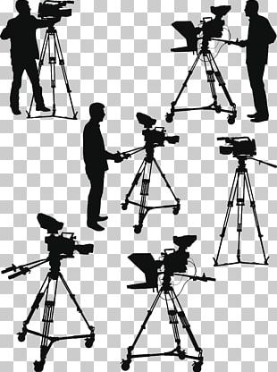 Camera Operator Photography Illustration PNG