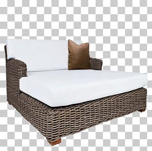 Daybed Couch Chaise Longue Sofa Bed Cushion PNG