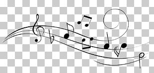 Musical Note Drawing Staff PNG