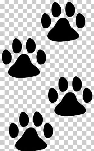 Dog Puppy Paw .dwg PNG