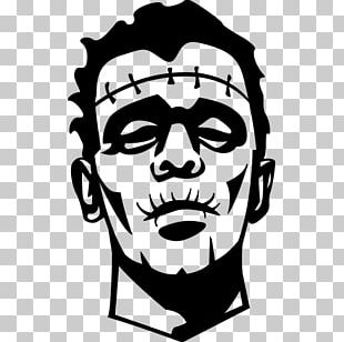 Frankenstein's Monster Drawing PNG
