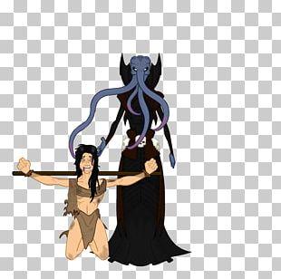 Legendary Creature Supernatural Cartoon Figurine PNG