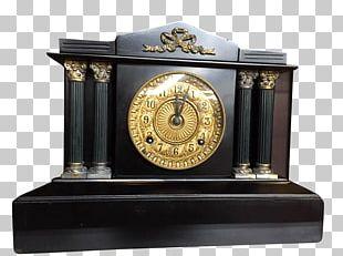 The Ansonia Ansonia Clock Company Mantel Clock PNG