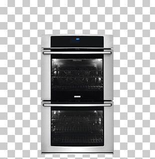 Self-cleaning Oven Electrolux Home Appliance Convection Oven PNG