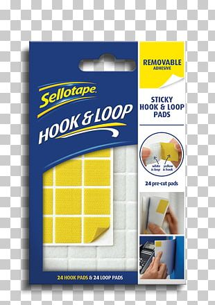 Adhesive Tape Paper Post-it Note Hook And Loop Fastener Sellotape PNG