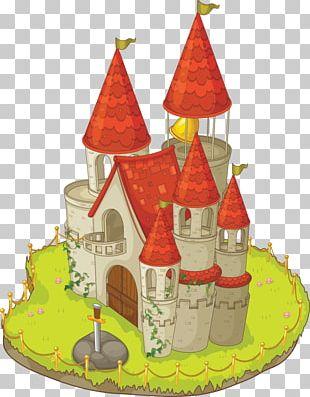 Moat Cartoon Castle PNG