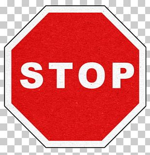 Canada Stop Sign Information PNG