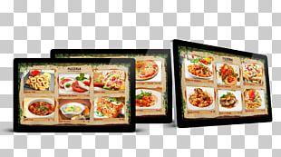 Digital Signs Pizza Menu Cafe Restaurant PNG