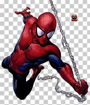 Ultimate Spider-Man Captain America Miles Morales Venom PNG