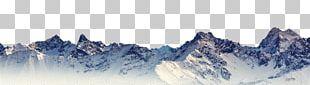 Borovets Caucasus Mountains Terrain Snow PNG