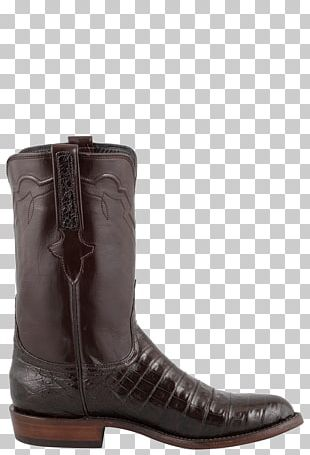 Motorcycle Boot Riding Boot Cowboy Boot Leather PNG
