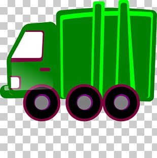 Garbage Truck Car Dump Truck PNG