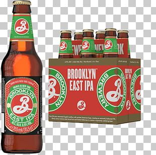 Brooklyn Brewery Beer Brooklyn East India Pale Ale PNG