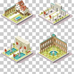 Isometric Graphics In Video Games And Pixel Art Tile-based
