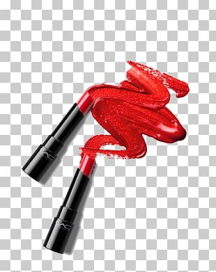 Lip Balm Lipstick Red Cosmetics Make-up PNG
