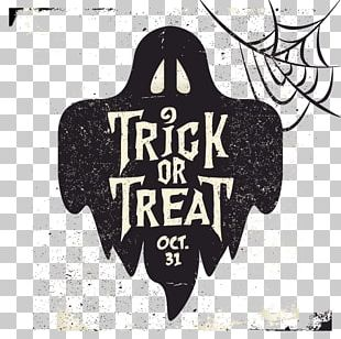 Halloween Ghost Trick-or-treating PNG