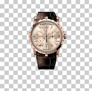 Roger Dubuis Watch Clock Chronograph Omega SA PNG