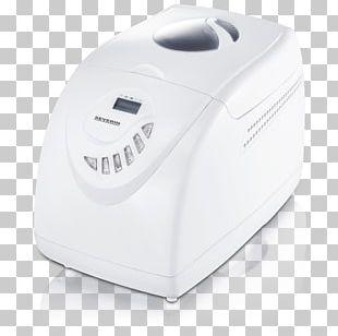 Bread Machine Severin Elektro Baking Home Appliance PNG