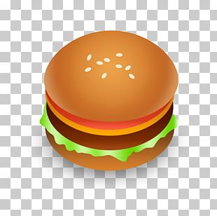 Cheeseburger Hamburger Fast Food PNG