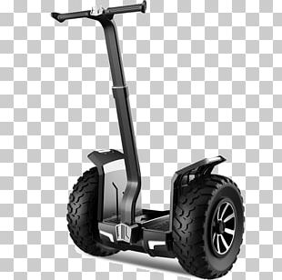 Segway PT Self-balancing Scooter Electric Vehicle Gyropode PNG