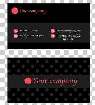 Business Card Euclidean PNG