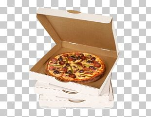Pizza Box Take-out Cardboard Box PNG