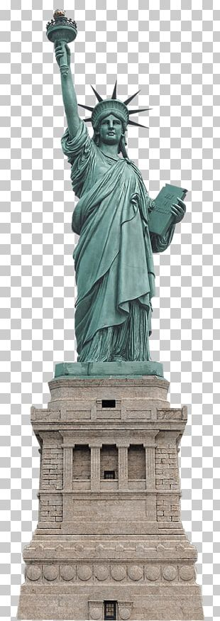 Statue Of Liberty Manneken Pis New York Harbor PNG