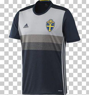 Sweden National Football Team T-shirt 2018 FIFA World Cup Jersey PNG