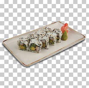 California Roll Sushi Japanese Cuisine Asian Cuisine Makizushi PNG