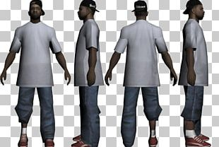 Grand Theft Auto: San Andreas Mod League Of Legends T-shirt