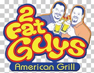 2 Fat Guys Illustration Graphic Design Food PNG