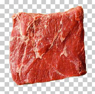 Flat Iron Steak Roast Beef Meat Sirloin Steak PNG
