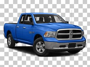 Ram Trucks Pickup Truck Dodge 2018 RAM 1500 SLT Chrysler PNG