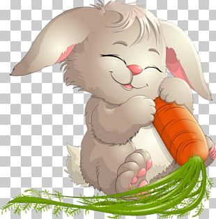 Easter Bunny European Rabbit Hare PNG