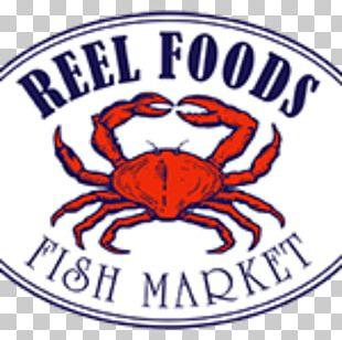 Crab Reel Foods Fish Market Marketplace Sushi PNG