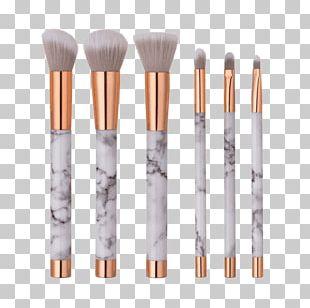 Makeup Brush Eye Shadow Eye Liner Cosmetics Foundation PNG