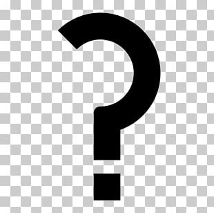 Question Mark Computer Icons Encapsulated PostScript PNG