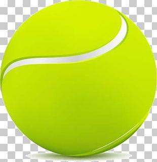 Tennis Ball Racket PNG