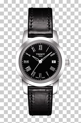 Tissot Le Locle Watch Swiss Made Strap PNG
