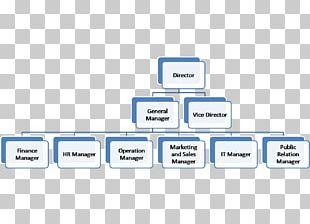 Communication Diagram Organizational Chart Communication Channel PNG