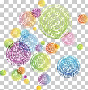 Euclidean Circle Line PNG