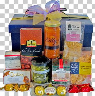 Food Gift Baskets Junk Food Food Preservation Food Storage Hamper PNG