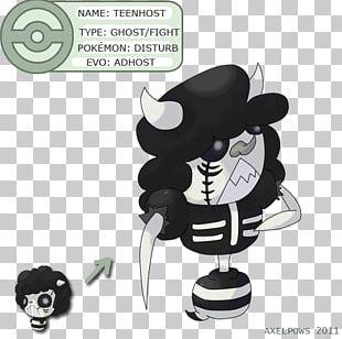 Ghost Pokémon Haunter Drawing Art PNG