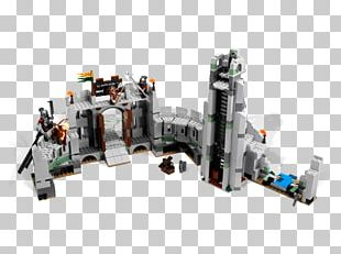 Battle Of The Hornburg Lego The Lord Of The Rings Uruk-hai Helm's Deep PNG