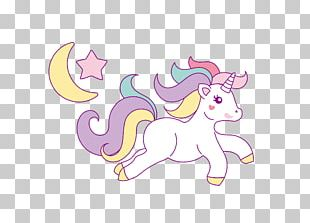 Unicorn Horse Drawing PNG