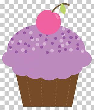 Cupcake Drawing PNG